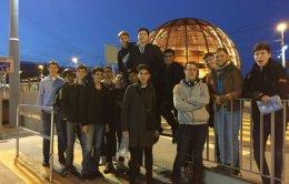 CERN research centre